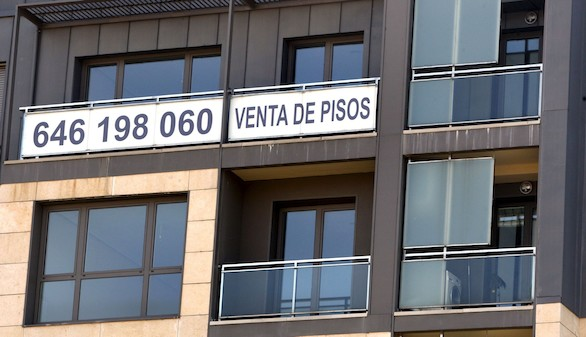 La firma de hipotecas baja por primera vez en 25 meses
