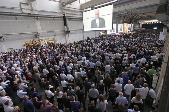 Angustia por el futuro de Volkswagen y Seat en España