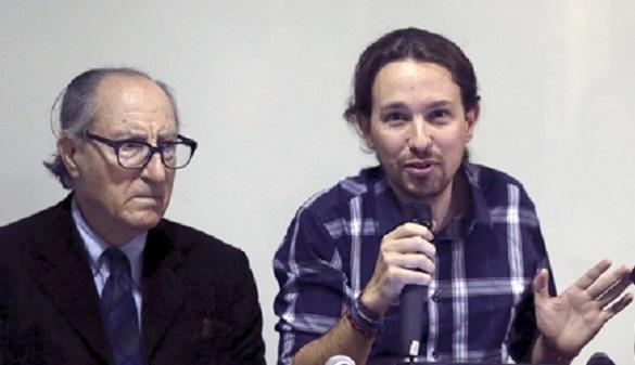 El equipo de Vicenç Navarro toma el relevo de Fachín en Podem