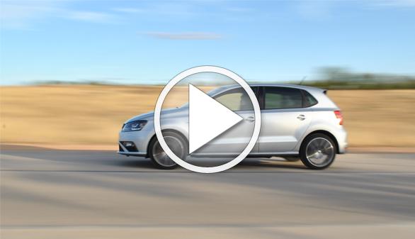 Probamos el Volkswagen Polo GTI 2015, pequeño y con carácter