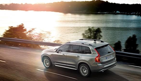 Los amantes de los coches Volvo ya pueden disfrutar del XC90