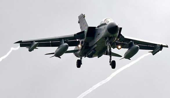 El Consejo de Ministros alemán aprueba el apoyo militar a Francia