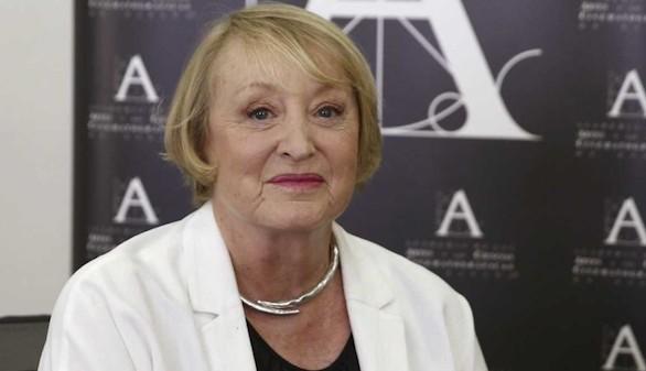 La presidenta de la Academia de Cine, Yvonne Blake, estable tras el ictus