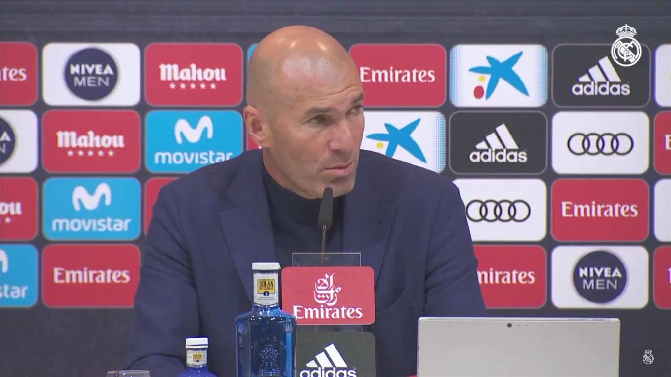 Zidane dimite como entrenador del Real Madrid | El Imparcial