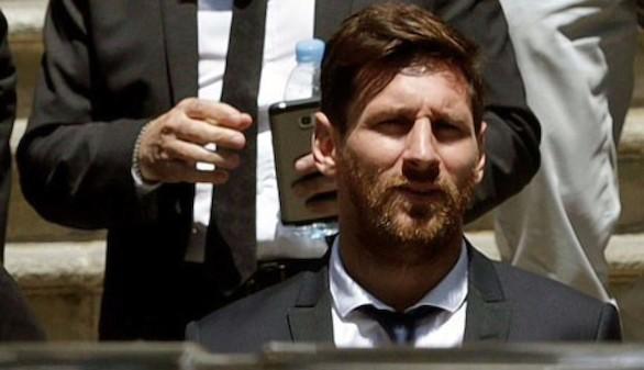 El FC Barcelona enfrenta a Leo Messi con Hacienda