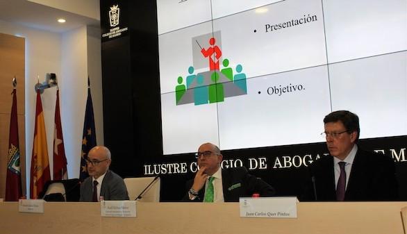 El Colegio de Abogados promueve el debate jurídico sobre la PPR