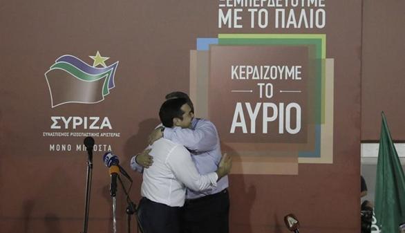 Syriza repetirá coalición con los nacionalistas Griegos Independientes