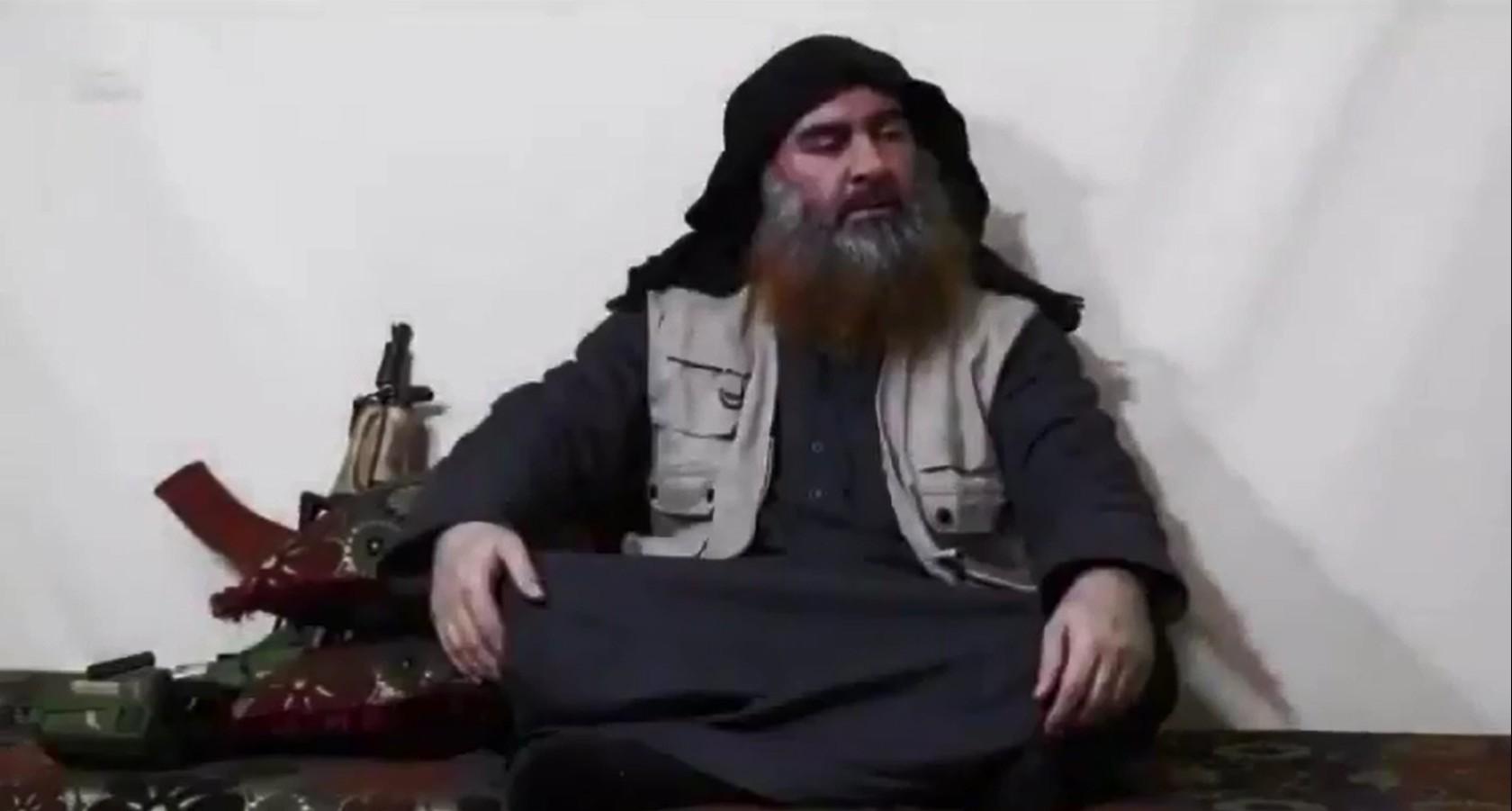 El líder de Daesh reaparece tras cinco años desaparecido