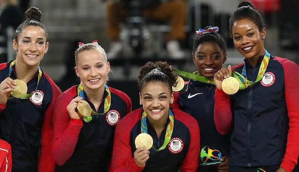 Los abusos sexuales silenciados en el equipo triunfal de gimnasia de EEUU de Rio 2016