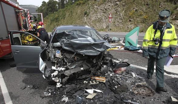 Mínimo histórico de muertos por accidente de tráfico desde 1960