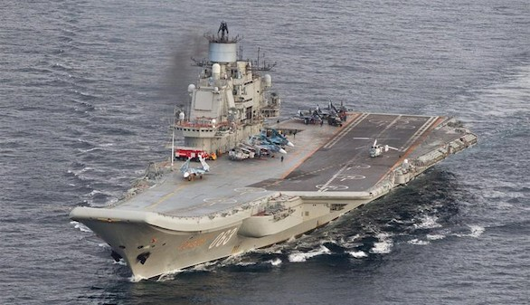 España no deja a la flota rusa repostar y ésta pasa de largo