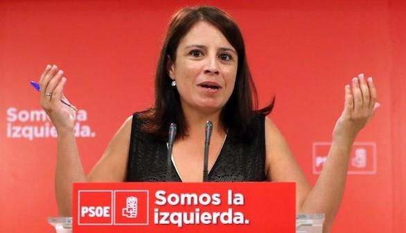 El PSOE sí apoyará el recurso contra la Ley de referéndum