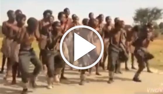 Vídeos virales. En África saben cómo bailar flamenco
