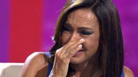 Olga Moreno, ganadora de 'Supervivientes 2021', durante su entrevista especial 'Ahora, Olga'.