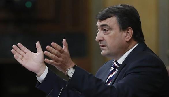 El PNV acusa a Rajoy de no tener proyecto para Cataluña ni Euskadi