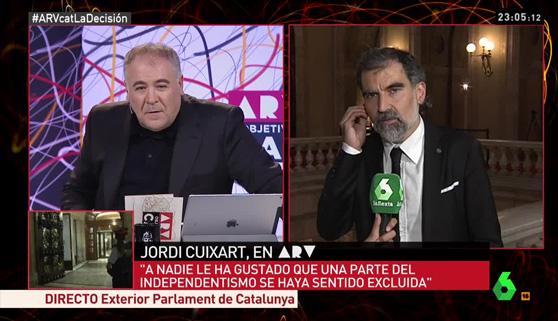 El especial Objetivo Catalunya y MasterChef se reparten la noche