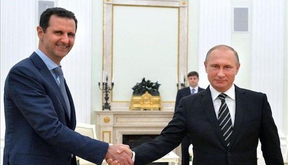 Rusia aprovecha los atentados de París para validar a Al Assad