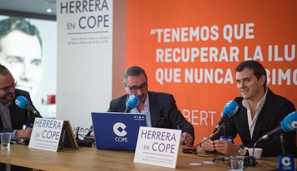 Susana Díaz y Albert Rivera apuestan por la gran coalición