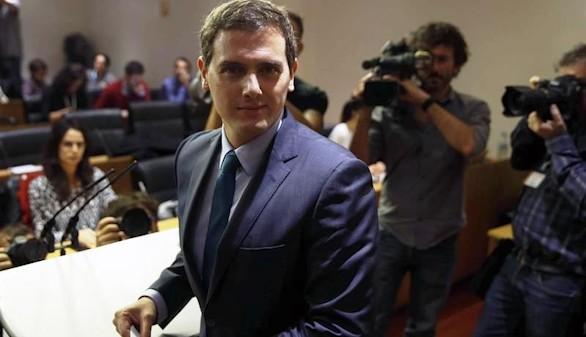Rivera confirma por teléfono a Rajoy el