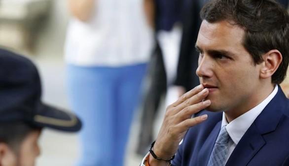 Rivera explica que no va a presionar al Rey en la ronda de contactos