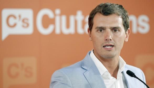 Los fundadores de C's rechazan el veto de Rivera a Rajoy