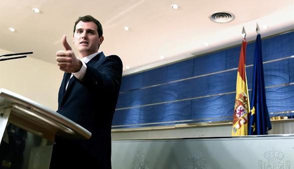 Rivera: 'Quien no sepa dialogar, cambiar, sumar y pactar no va a poder gobernar España'