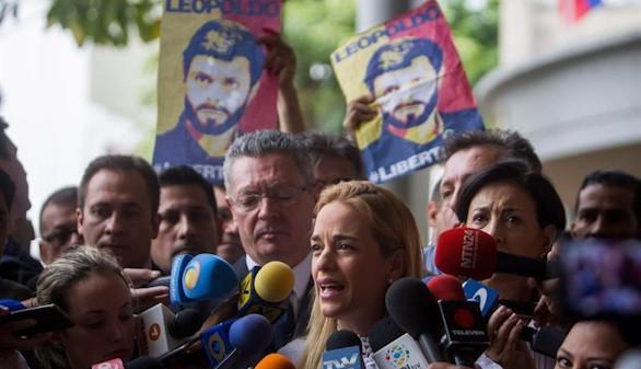 Suspendida la audiencia de apelación de Leopoldo López