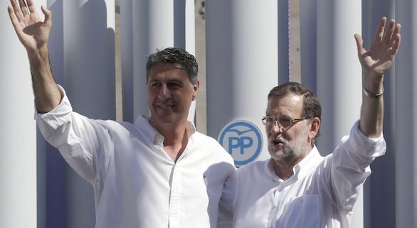 Sarkozy se sumará a Rajoy y Albiol para el cierre de campaña en Cataluña