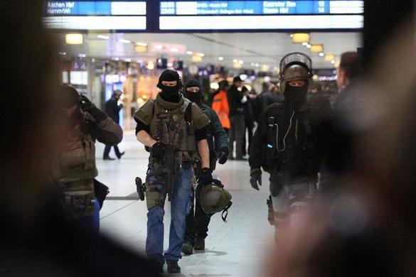 Aumentan a nueve los heridos en el ataque con hacha en Alemania