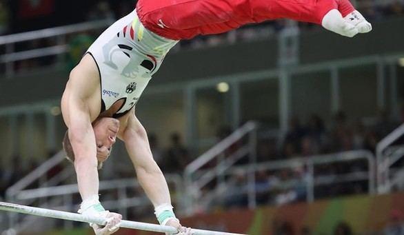 El alemán Hambuechen pone el broche a la gimnasia con el oro en barra