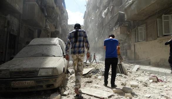 Estados Unidos y Rusia propician una nueva tregua en Alepo
