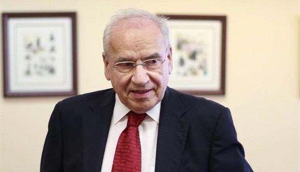 Alfonso Guerra en una imagen del 27 de septiembre
