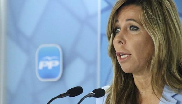 Sánchez-Camacho no ve a C's 'en disposición de sentarse a negociar'