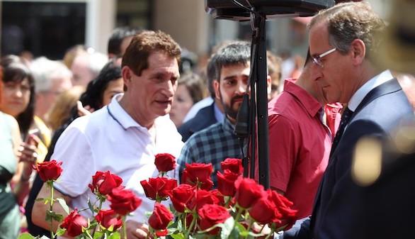 El PP tilda de 'bajeza política' no querer un homenaje para Blanco