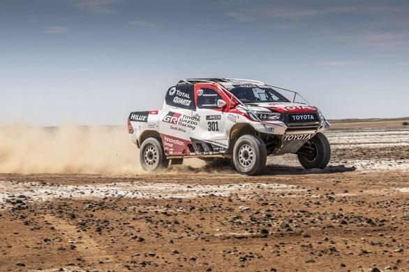 Dakar 2020. Fernando Alonso se sincera sobre sus posibilidades reales
