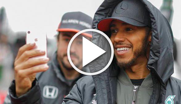 GP de Azerbaiyán. Alonso pone fecha a su futuro: