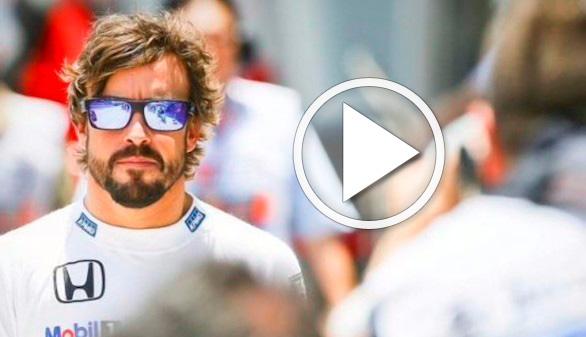 Fernando Alonso revela que quiso retirarse de la Fórmula Uno en 2017