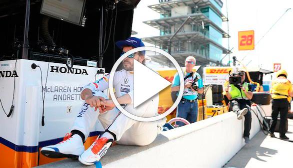 Indy500. La crónica de la aventura emprendida por Fernando Alonso, desde su voz