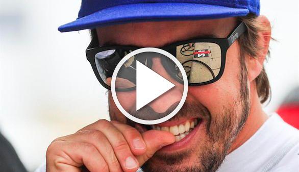 Indy500. Alonso ilusiona: saldrá quinto en su debut en Indianápolis