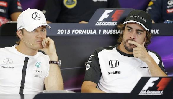 Alonso aclara su futuro y su gusto por el riesgo