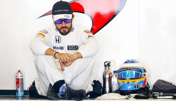 La FIA confirma la sanción de 20 puestos a Fernando Alonso