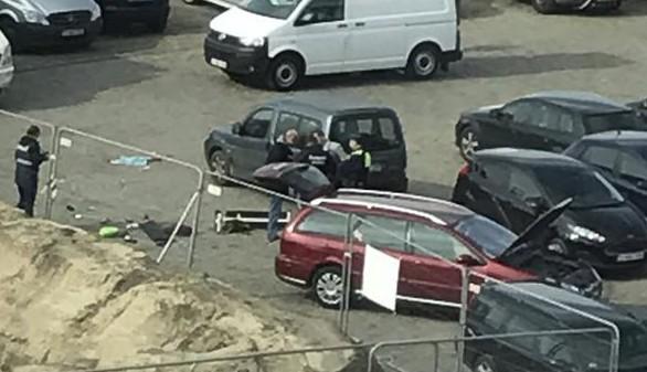 Detenido en Amberes tras intentar atropellar a varias personas