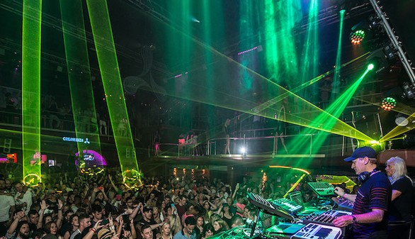 La discoteca Amnesia de Ibiza, centro de una red de blanqueo de capitales