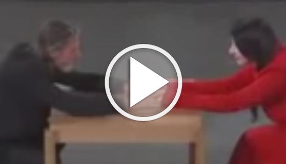 Vídeos virales. Una artista se reencuentra con el amor de su vida