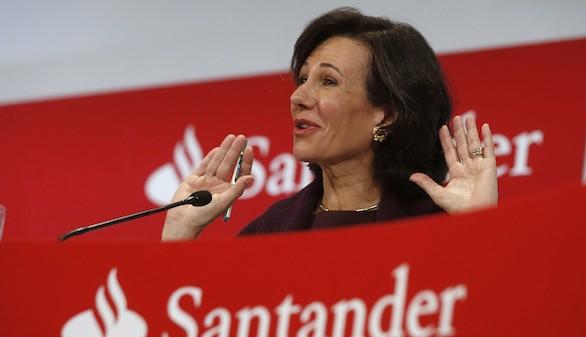 Santander logra ganar 4.606 millones