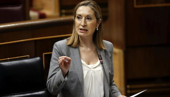 Ana Pastor, nueva presidenta del Congreso de los Diputados