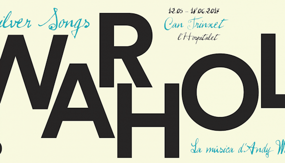 Silver Songs, la música de Andy Warhol, se expone en Can Trinxet