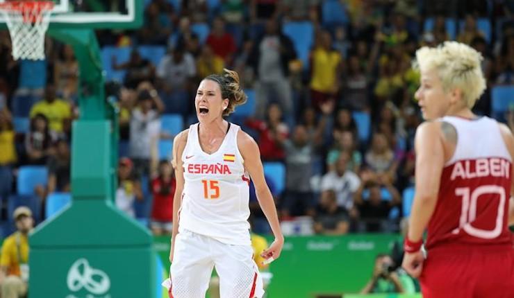 Anna Cruz mete a España en semifinales sobre la bocina