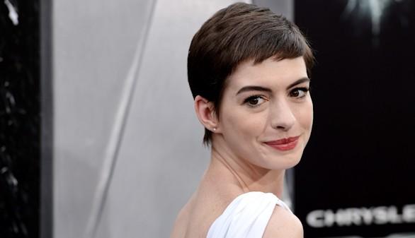 Anne Hathaway cumple su sueño de ser madre