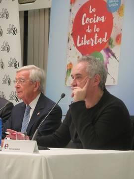 Rafael Anson presenta su nuevo libro dedicado al boom de la cocina española